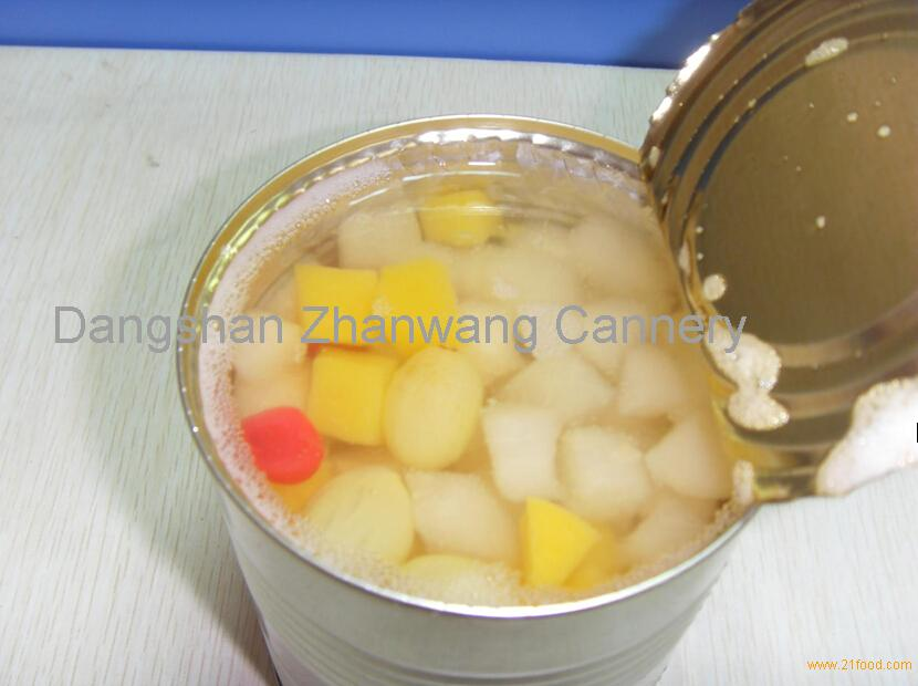 Canned Fruit Cocktail in light Syrup Mixed Fruit Wholesale