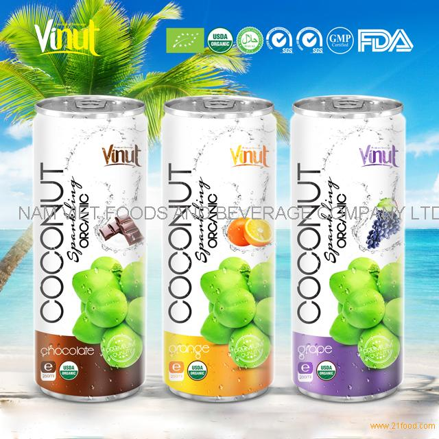 coconut water organic brands
