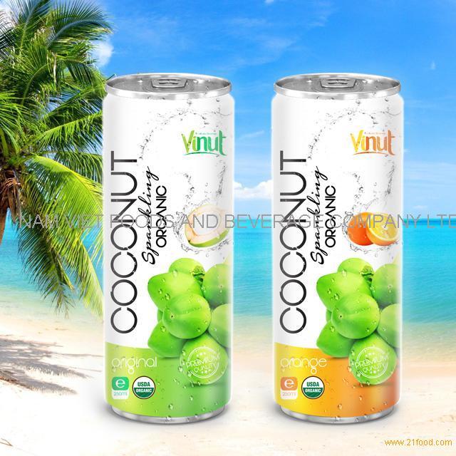 coconut water organic world