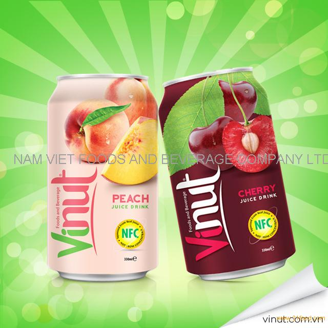 VINUT wholesale 250ml fruit juice drink