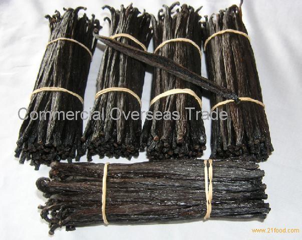 Premium Madagascar Vanilla Beans best prices