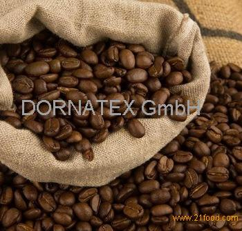 African arabica coffee green bean high quality