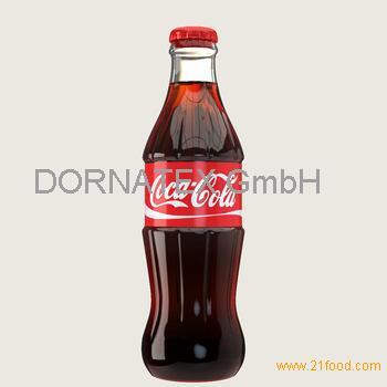 Coca Cola Soft Drink 330ml/ 250ml / European made