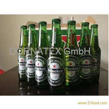 Heineken beer 250ml ,330ml & 500ml Sale