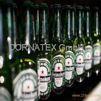 Heineken beer 250ml ,330ml & 500ml (DUTCH ORIGIN)