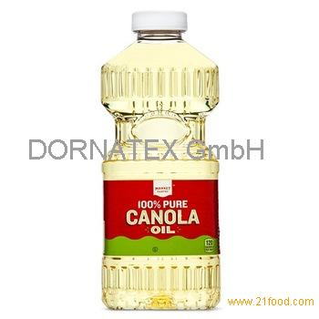 best grade Canola Oil