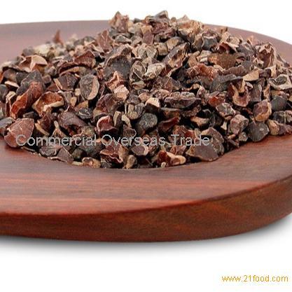 100% Organic Grade A Cacao Nibs with Yacon Syrup