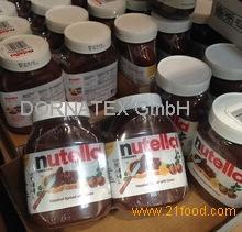 Nutella Hazelnut Chocolate - 350g/630g | Nutella & Go