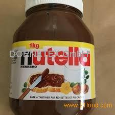 Buy Nutella Chocolate at wholesale price, Nutella Chocolate Wholesale