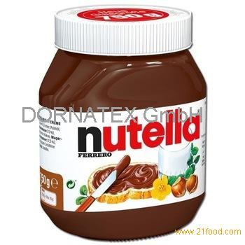 Ferrero Nutella 7,5 kg...