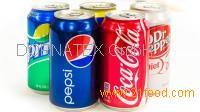 Soft Drinks- Coca Cola/ Diet Coke/ Sprite/ Dr Pepper/ Fanta/ Pepsi