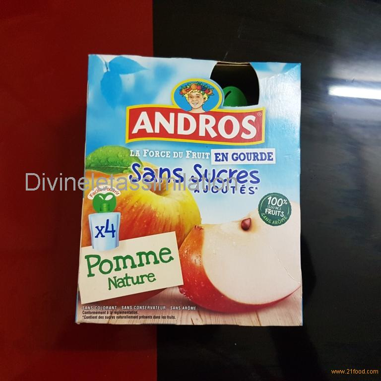 ANDROS SANS SUCRES