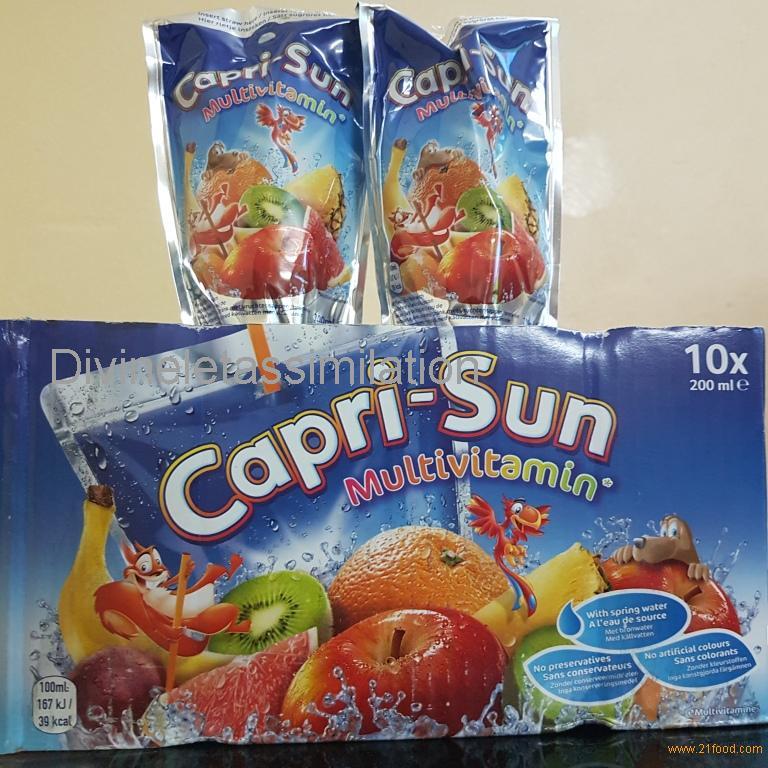CAPRI-SUN(MULTIVITAMIN)
