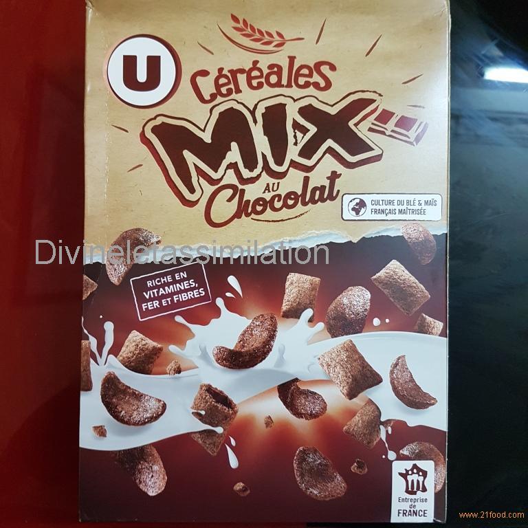 CEREALES MIX CHOCOLAT
