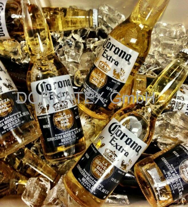 First Grade Corona Extra Beer 330ml / 355m