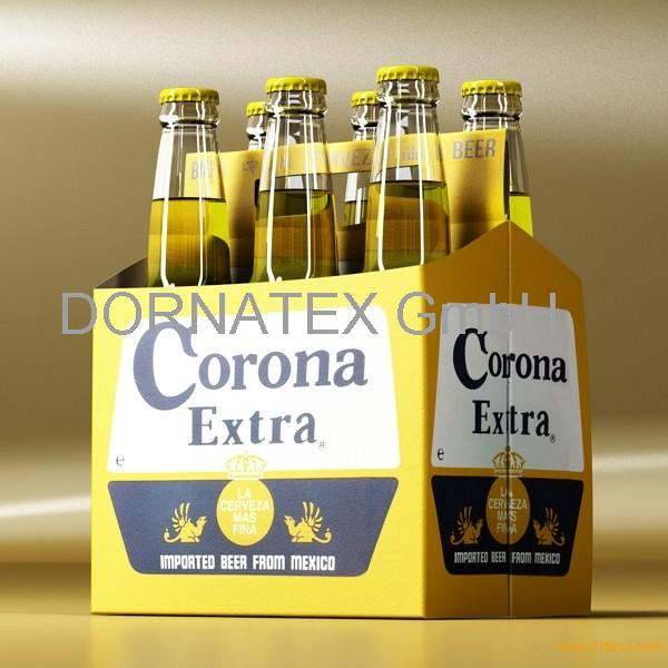 .Corona Extra Beer .355ml Bottle and Can.