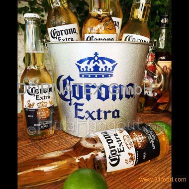 March Corona Extra Beer Ice Bucket Tub../