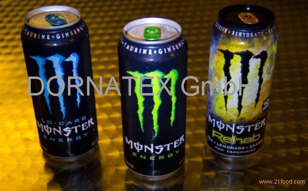 Energy Drinks (Boost, Emergence, /Lucozade,Monster, Redbull)/