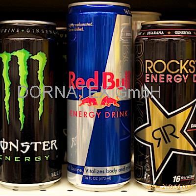 sell MONSTER ENERGY DRINK.