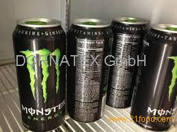 sell available Energy Drinks