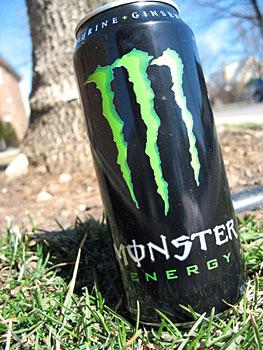 -WINNING ENERGY- DRINKS BEST BRAND-/