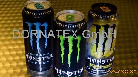 /ENERDRINK Energy Drink canned 24x50cl/''