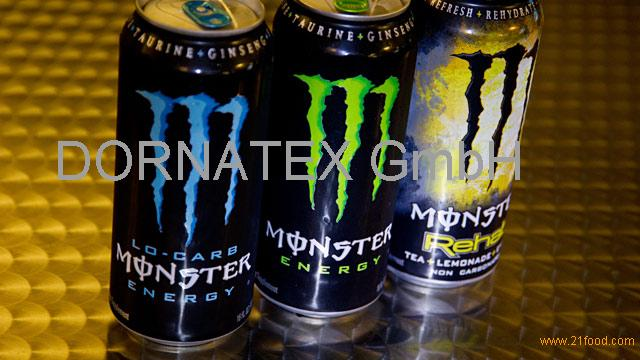 sell top MONSTER ENERGY DRINK
