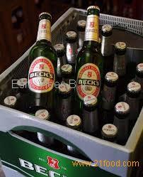 Becks Beer,