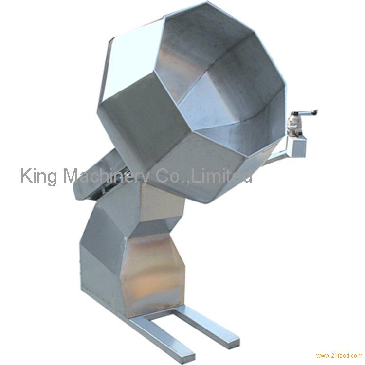 Automatic Small Potato Chips Processing Seasoning Machine For Sale Price