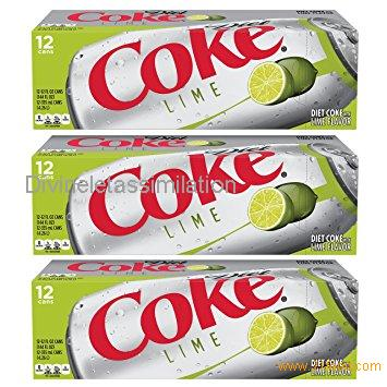 Diet Coke with Lime Fridgepack Bundle