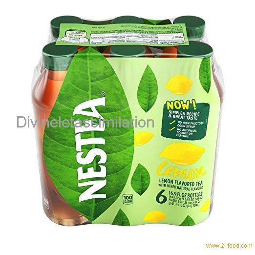 NESTEA Lemon Flavored Iced Tea