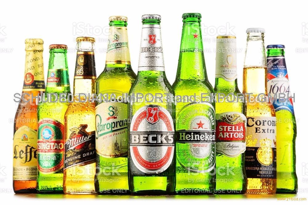 Bottles-of-assorted-global-beer-brands