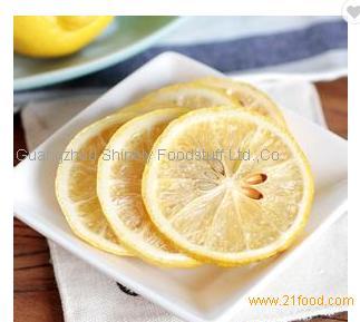 2018 Freeze Dried Lemon