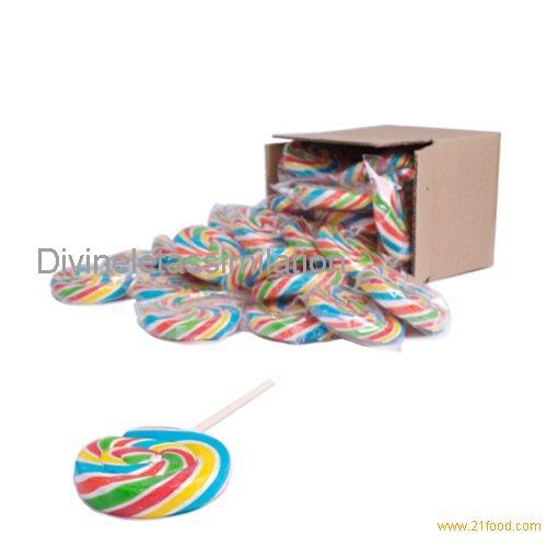 Swirly Lollipops