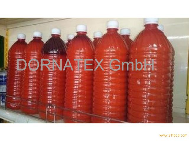 2018 African Red Palm Oil with Carotene and Vitamin
