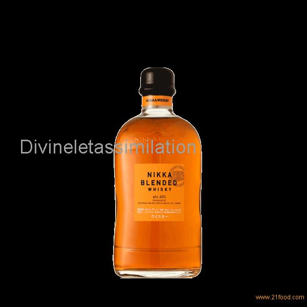 Nikka Blended 70cl Embouteillage officiel 40% Japon