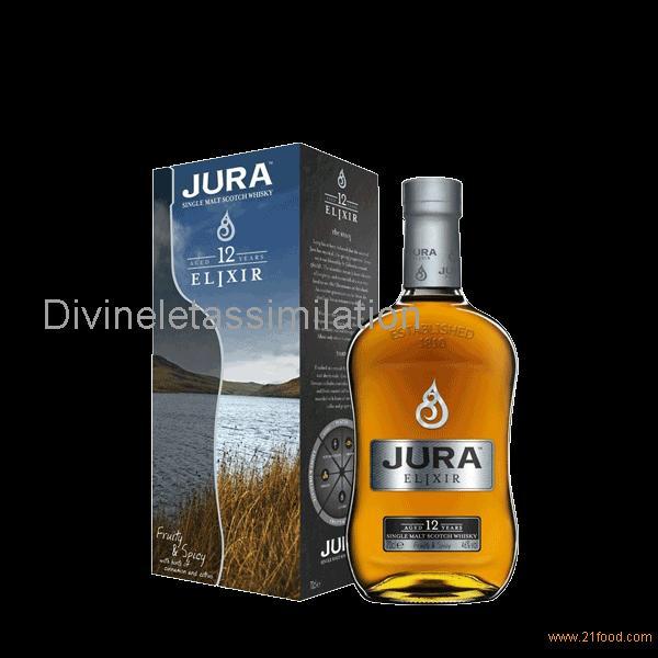 ISLE OF JURA ELIXIR 12 ans 46%