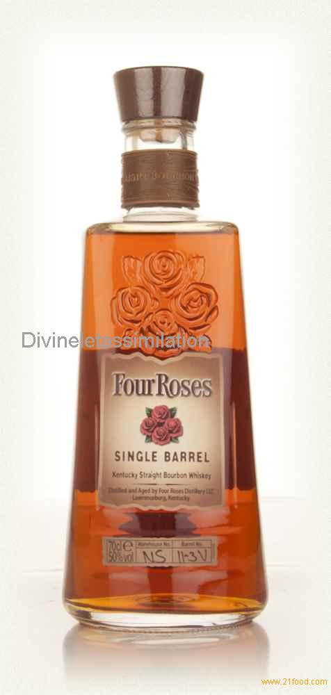 Four Roses Single Barrel 100 Proof (70cl, 50%)