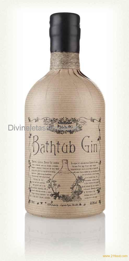 Bathtub Gin (70cl, 43.3%)
