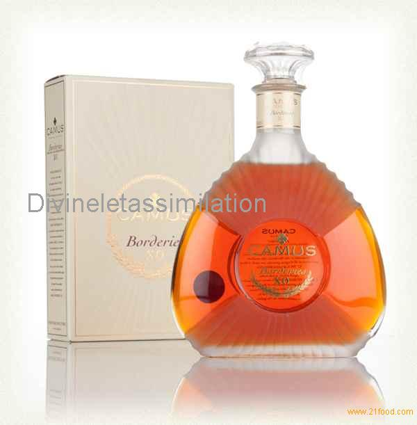 Camus Borderies XO Cognac (70cl, 40%)