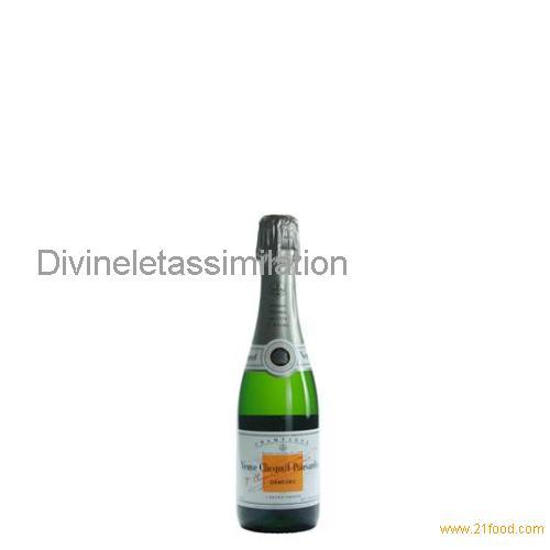 Veuve Clicquot Demi Sec 37.5cl