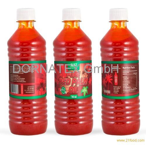 199% Crude And Refine Palm Oil