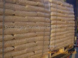 Din+ Wood Pellet
