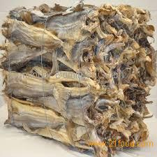 Dried Stockfish and DRY FISH
