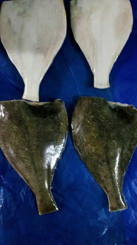 frozen yellow fin sole HGT