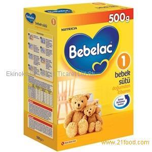 BEBELAC 500 GR BABY FORMULA MILK POWDER