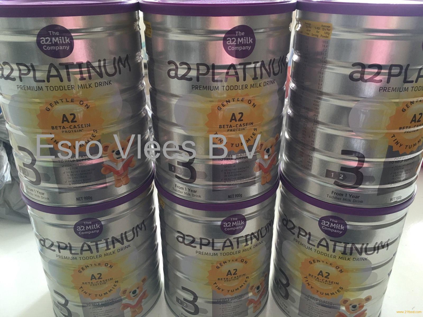 A2 Platinum/ Infant Formula