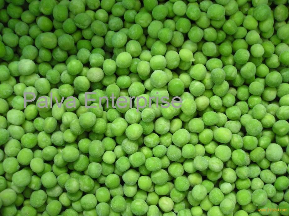 IQF Frozen Green Peas