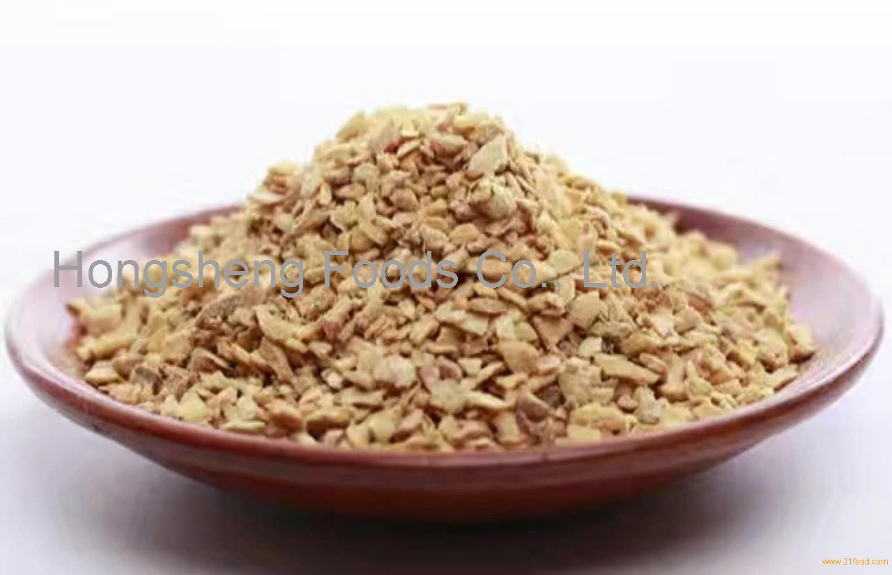 Air Dried Ginger Granules Little Yellow Ginger