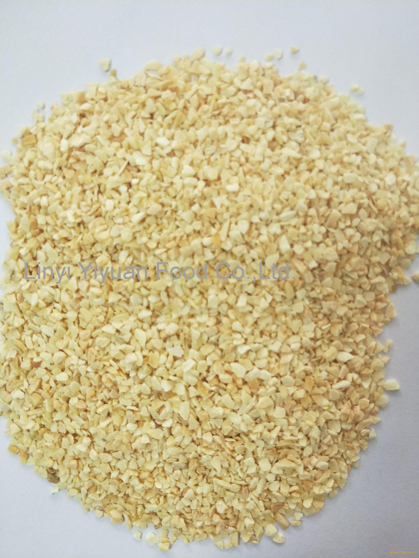 air dried garlic granule 8-16mesh